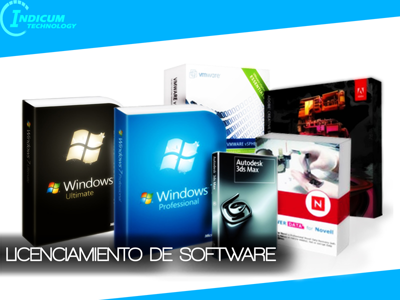 Licenciamiento de Software.